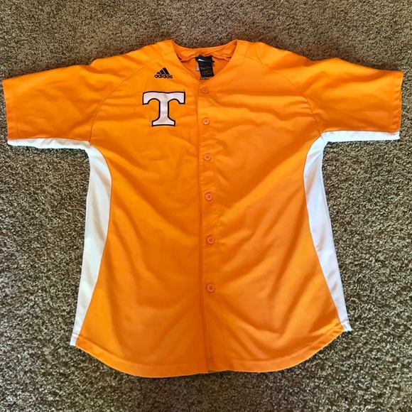 new arrival 0abba f0293 Tennessee Vols Baseball Jersey